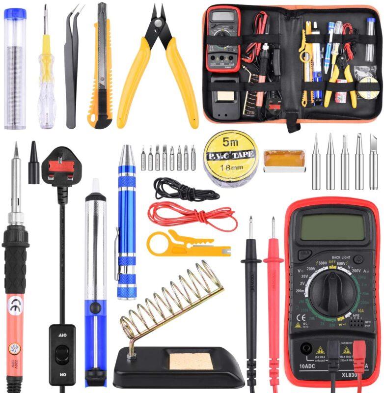 ابزارالات و تجهیزات الکترونیکی