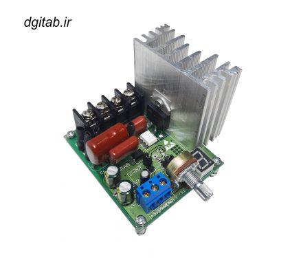 دیمر دیجیتال 4 کیلو وات با تغذیه داخلی DD2021
